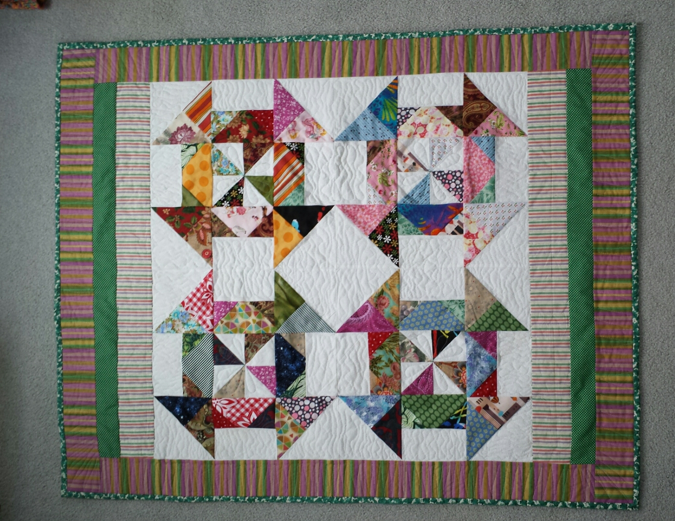 Show 'n Tell - Baby Quilt