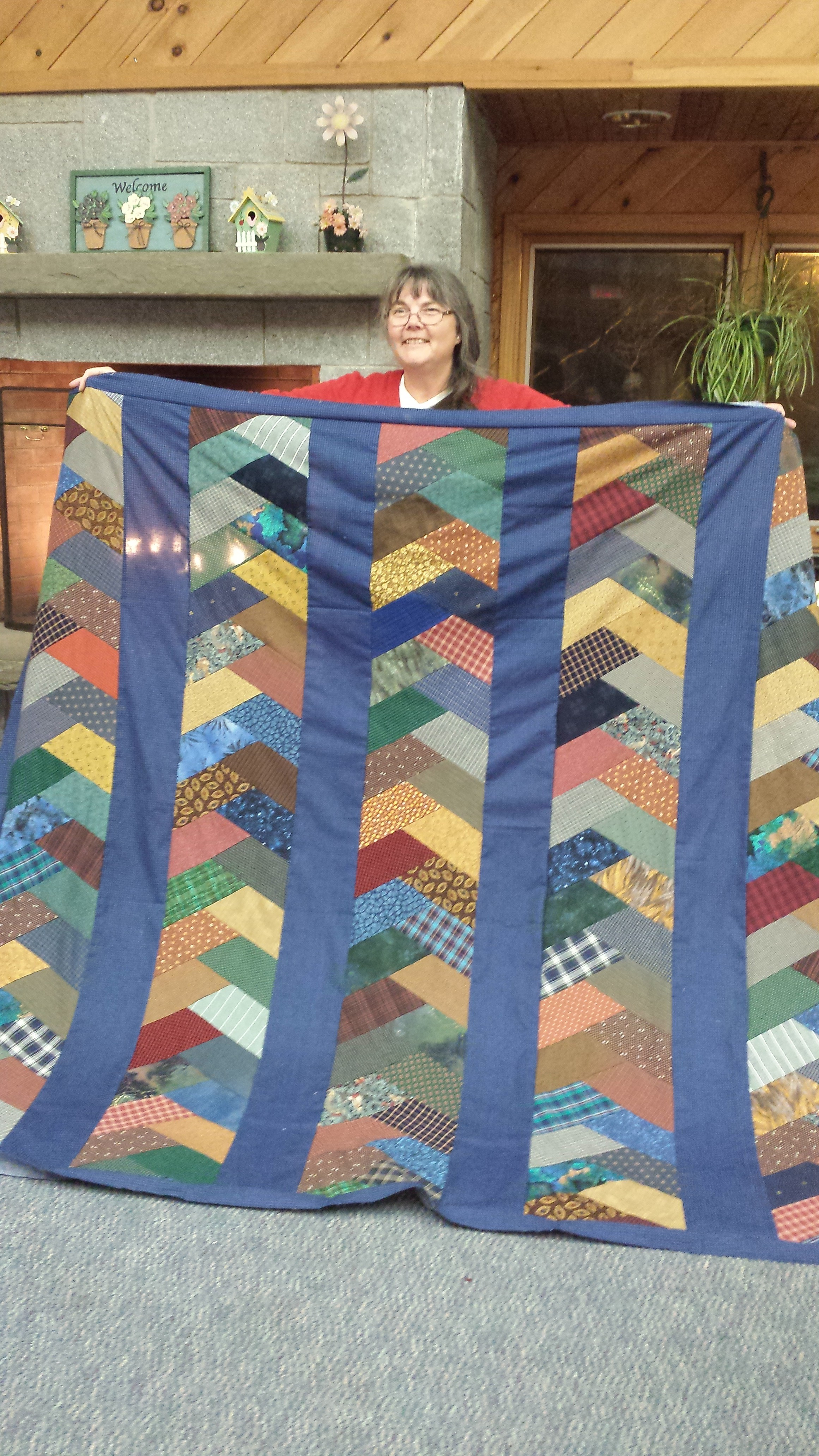 Bonnie's Quilt for Her Brother