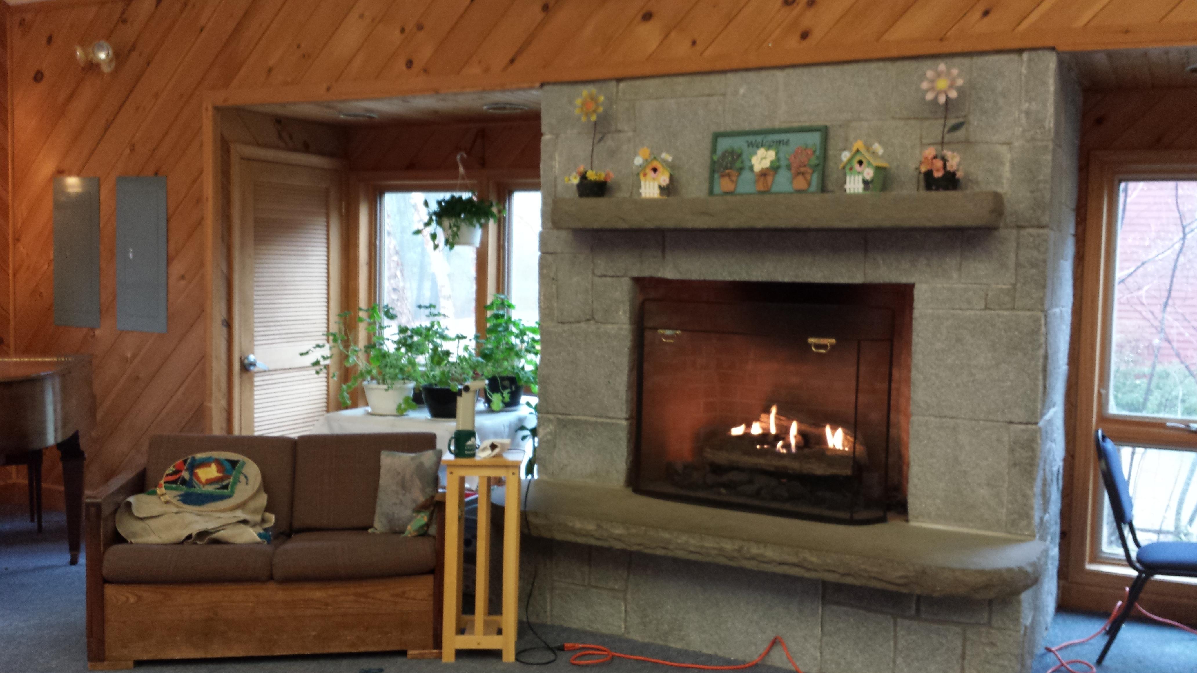 Calumet Fire Place