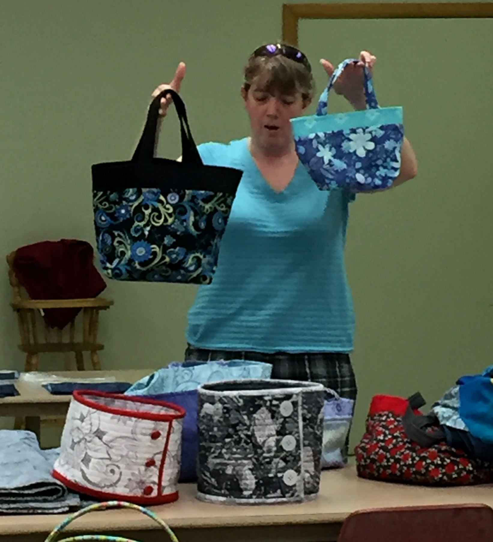 Allison's Tote Bags