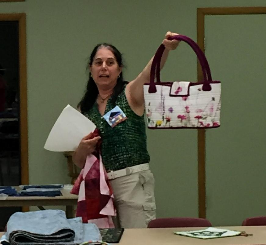 Barbara's Handbag