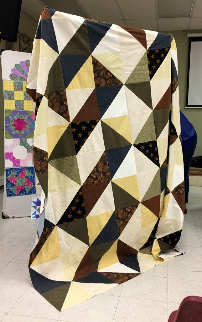 Chocolate Box Quilt