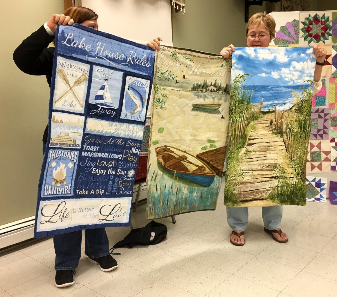 Laurel's Panel Quilts