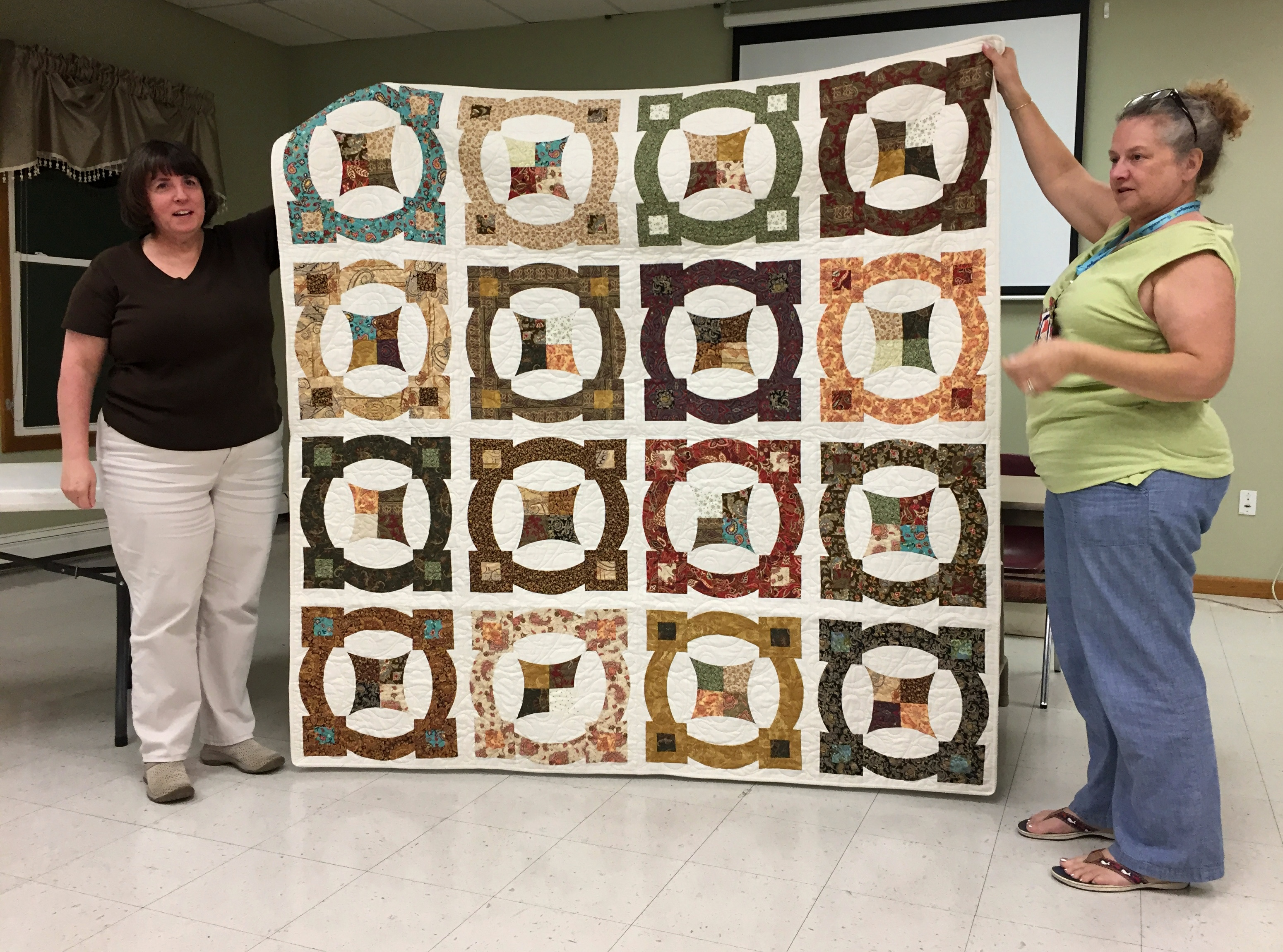 Rings Quilts