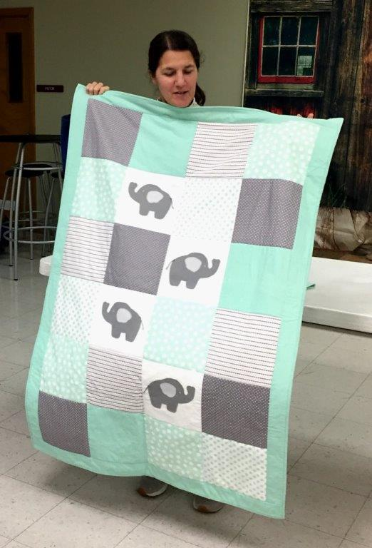Andie's Baby Quilt