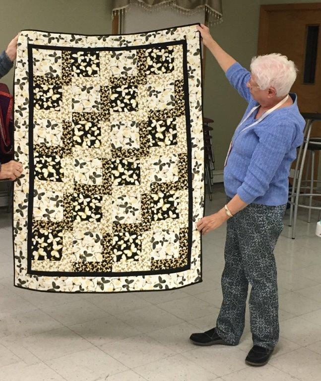 Beth's Butterfly Quilt