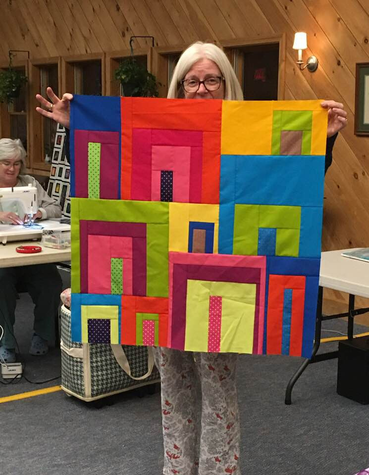 Mary-Modern Quilting