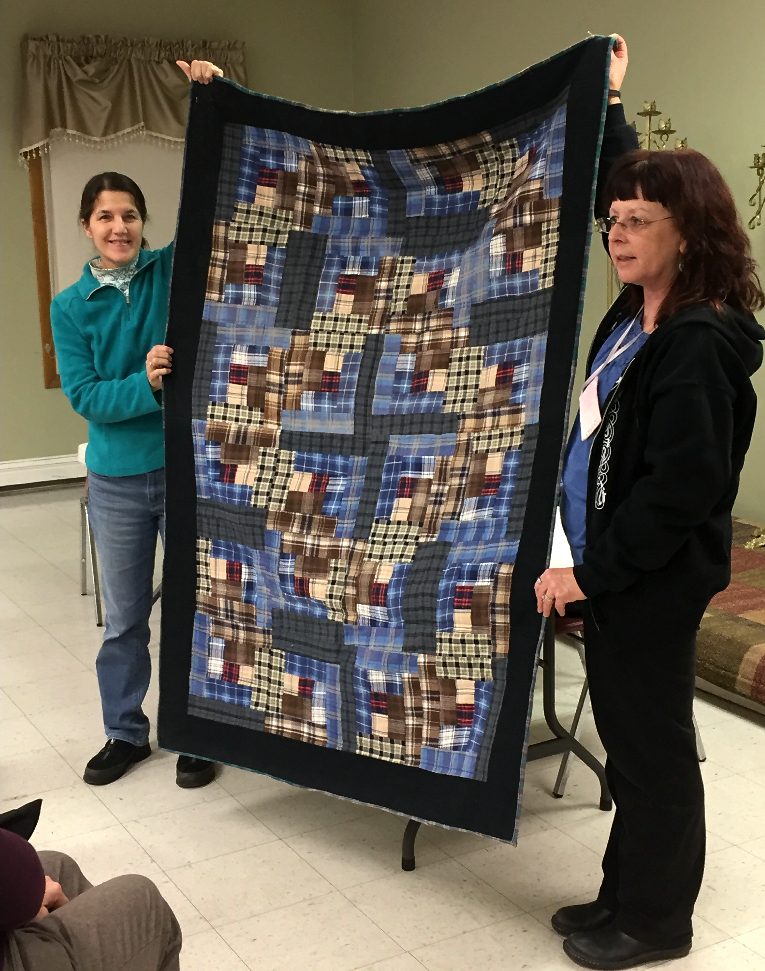 Andie's Father Quilt