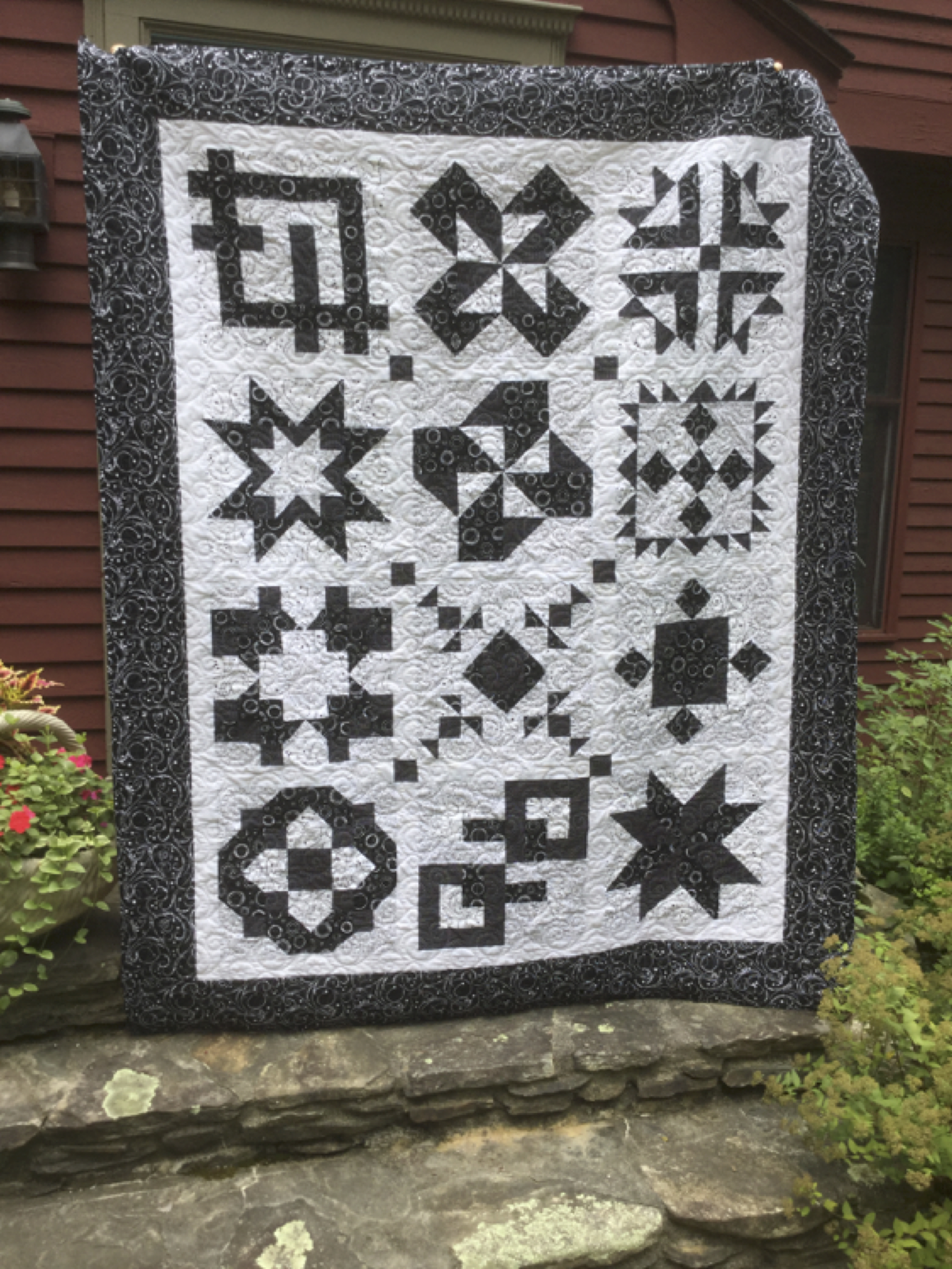 The Bolton Fair 2020.Mothertown Quilters